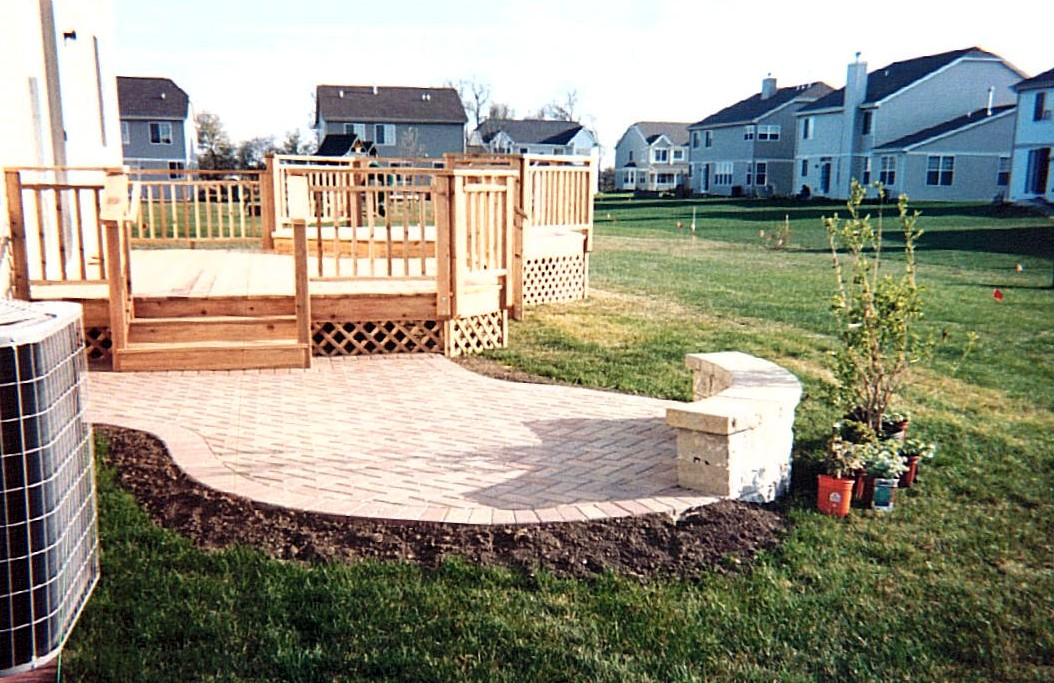 High Quality Deck Builders Arlington Hts, Palatine, Mt Prospect, IL Basement Finishing  IL, Illinois