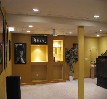 Finished Basement IL