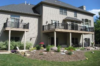 Timbertech Deck and Railing St Charles IL