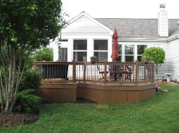 Trex Deck West Dundee Illinois